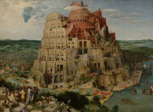 The Tower of Babel (from WikiPedia)